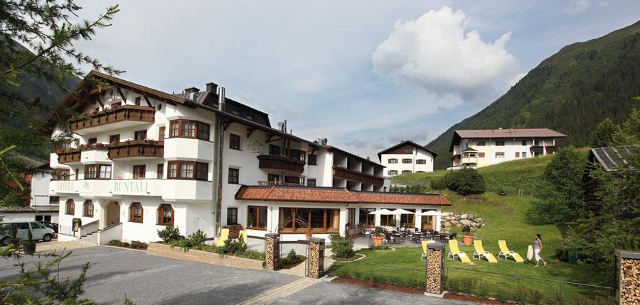 Hotel Büntali, Galtür, Austria - Hotel Exterior.jpg